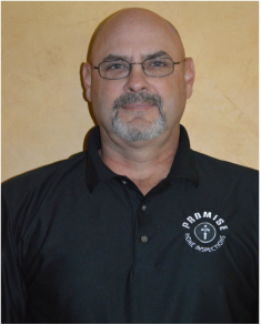 David Blakely- owner of Promise Home Inspections